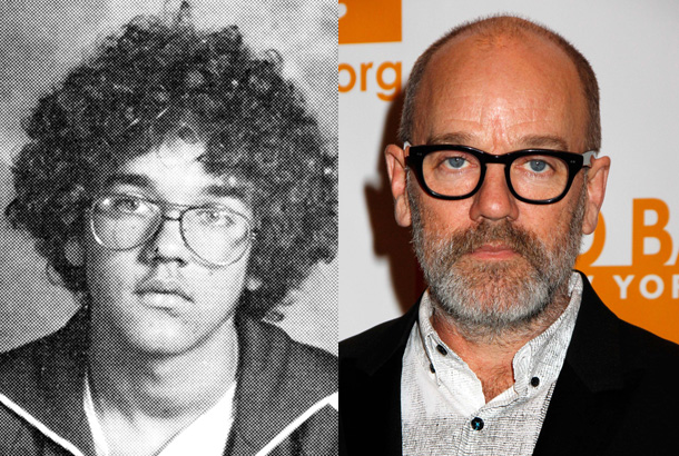Then and now. - Page 2 Michael-stipe-yearbook-high-school-young-1977-red-carpet-2012-photo-split