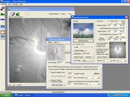 45 programas de diseño Gratis! Terragen_01