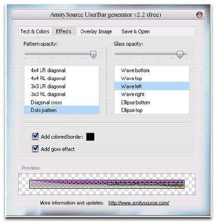 45 programas de diseño Gratis! Userbar2