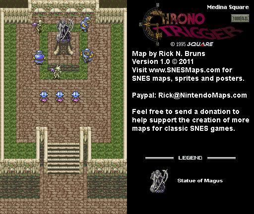 (Honestidad) ¿Juegas juegos hechos en RPG Maker? ChronoTrigger1000MedinaSquare