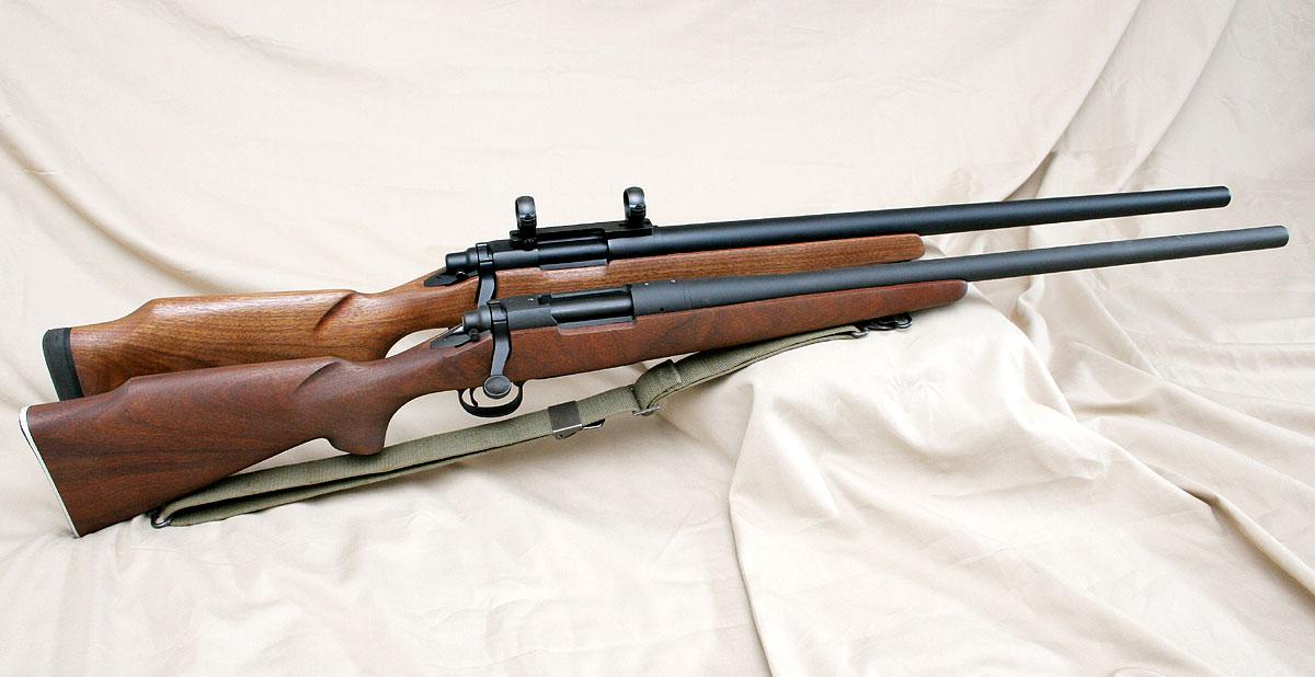 The British Sniper, A Century of Evolution M40-7