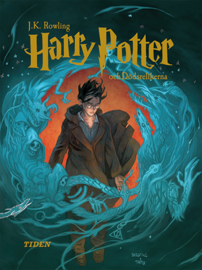 Harry Potter Swedish_Deathly_Hallows_cover