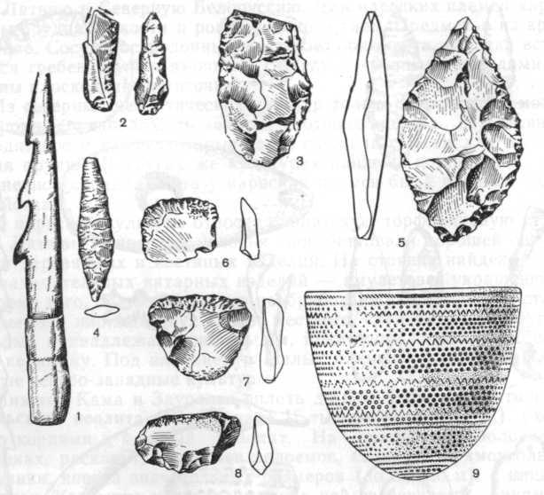 Льяловская культура Avdusin_osnovy_arkheologii3-5