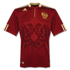 Maillot [2010-2011] 09-10-russia-away-shirt-300x300
