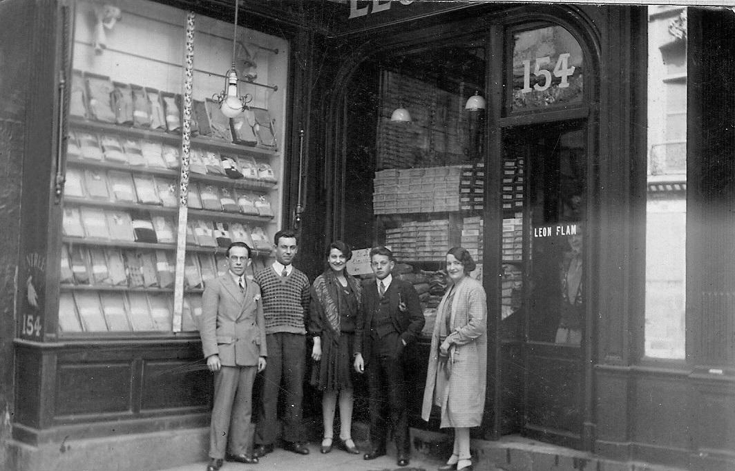 Flamme et Flaque contre les troll Boutique-LEON-FLAM-1924