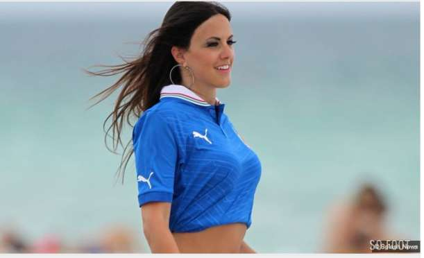 coupe du monde 2014 : supportrice la plus ..... Img-photo-supportrice-italienne-1339074138_x610_articles-157749