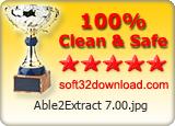 برنامج 2012 روعة!لتحويل ملفات PDF الوثائق إلى أي صيغة Microsoft Office+مفعّل! Award_Able2Extract%207.00