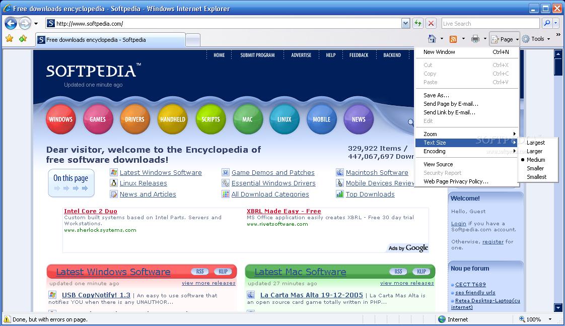 الاصدار الاخير من برنامج انترنت اكسبلورر7 Internet-Explorer-7_2
