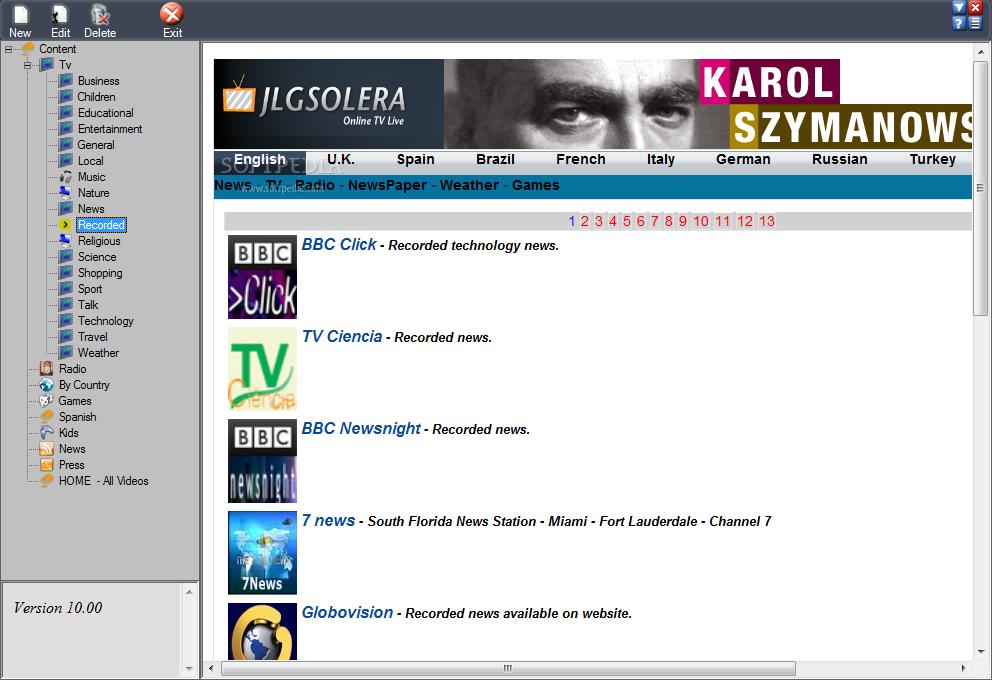 برنامج مشاهدة أكثر من 3000 قناة على الكمبيوتر OnLine-TV-Live_1
