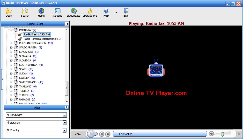 برنامج جديد لمشاهده  850 قناة تلفزيونيه Online-TV-Player_2