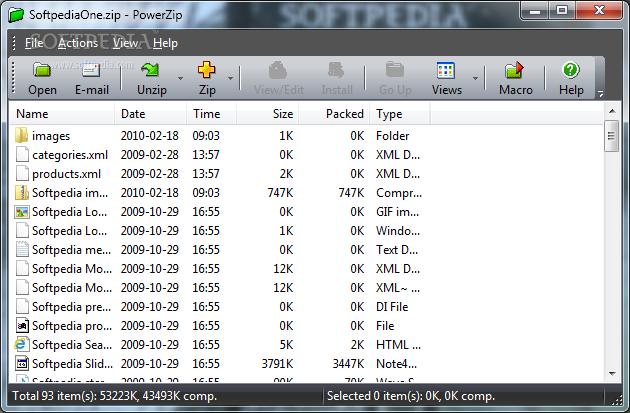 مكتبة البرامج الاساسية (متجددة ) - صفحة 2 PowerZip_1