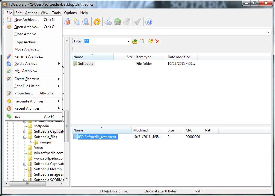 برامج الضغط  Compression progs TUGZip_2