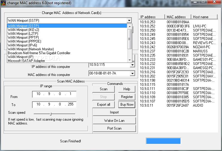 rapidget 1.4 and mac adress changer A-Mac-Address-Change_1