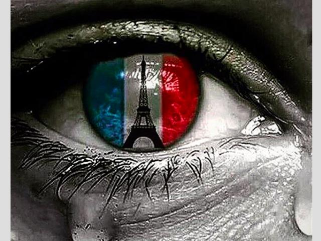 Les attentats des terroristes à Paris nov 2015 - Page 4 Pray-For-Paris