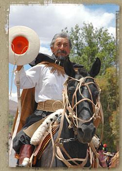 les équitations de travail et de traditions Gaucho