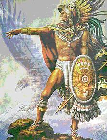 Part 14 / 8 Aztec_warrior