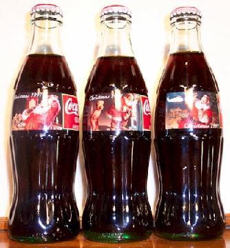 Darka eshte gati,lani duart forumista Coke_christmas_bottles
