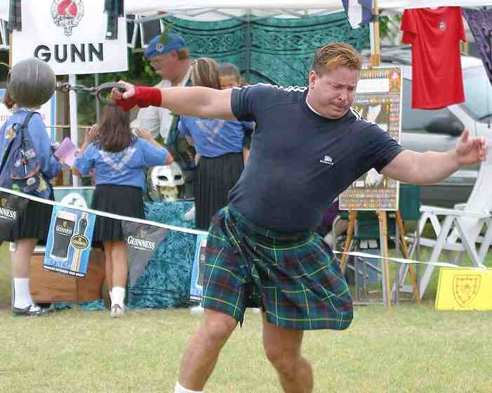 mon autre passion I Highland_Games_Celtic_weight_thrower