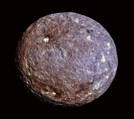 Hundreds of Bright Areas on Ceres Indicate the Dwarf Planet is an Active, Evolving World Ceres