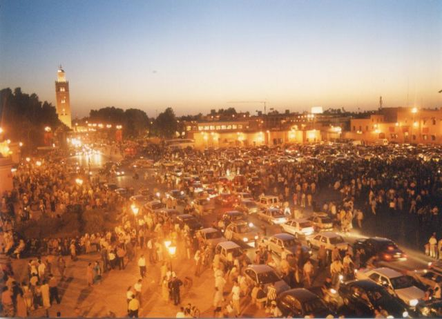 التراث المغربي و تنوعه Marrakech