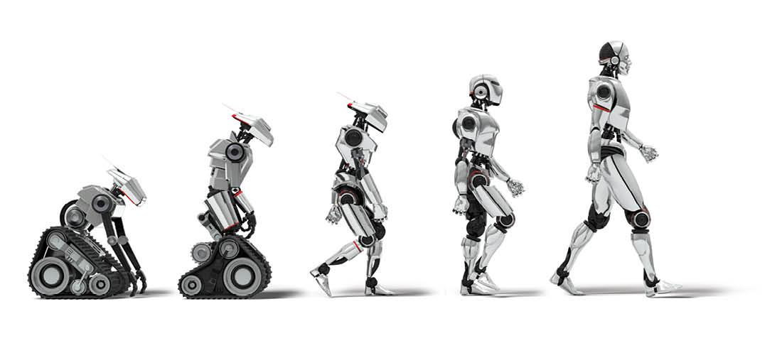 La robotica: tecnica e società RobotEvolution