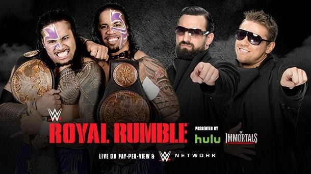 Cartel WWE Royal Rumble 2015 RESEG43326RR2015_TAG