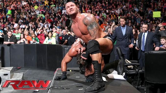 WWE: RESULTADOS DE MONDAY NIGHT RAW 9 DE MARZO DE 2015 RESEM44479raw09032015