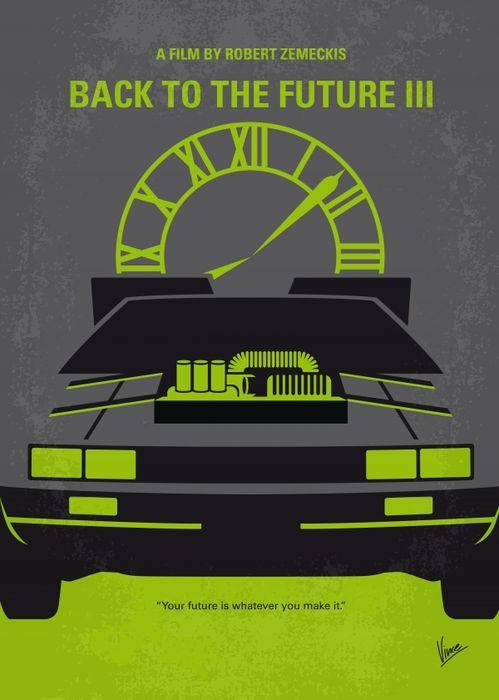 Les plus belles affiches de cinéma - Page 3 Displate-Back-to-the-Future-part-III_P_700