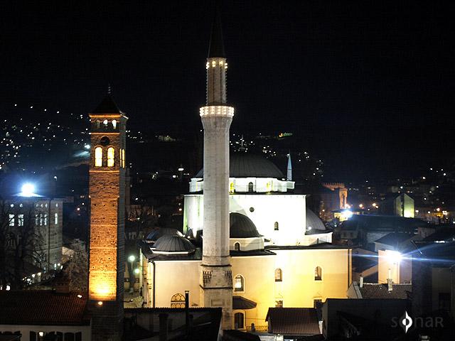 Fotografije vjerskih objekata Begova_dzamija_1