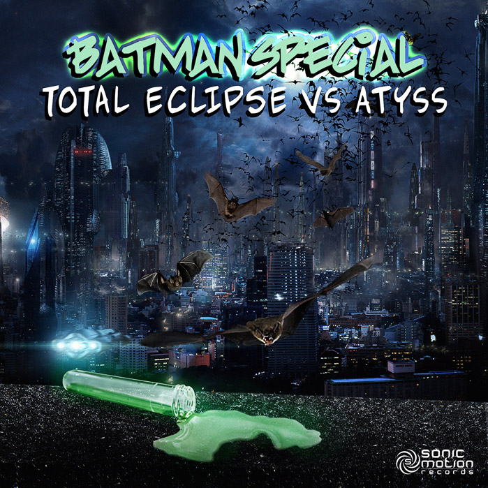 Total Eclipse vs Atyss - Batman special - OUT NOW !!! Total-eclipse-vs-Atyss---Batman-special_cover-699