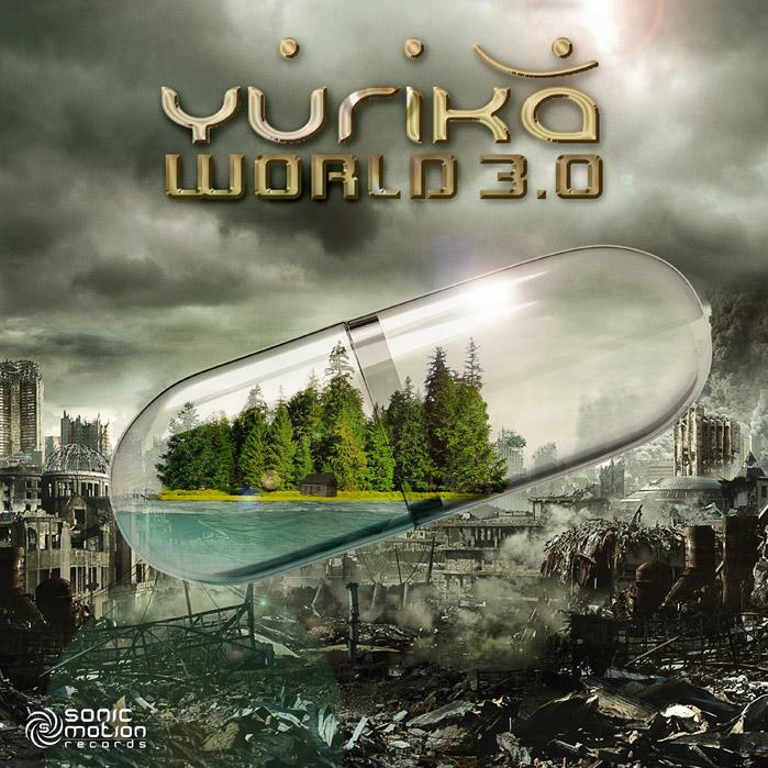 Yurika - World 3.0 - OUT NOW !!! Cover-yurika_world3_final699