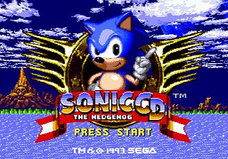 Sonic CD fête ses 17 ans !  Scdtitle