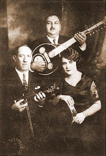 Yunanistan'dan Müzik Trio