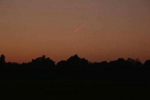 METEOR REPORTS  Liverpool_meteor1
