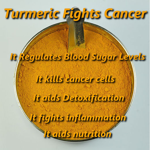Turmeric extract ends cancer malignancy at its roots, paves way for revolution in treatment TurmericCancer