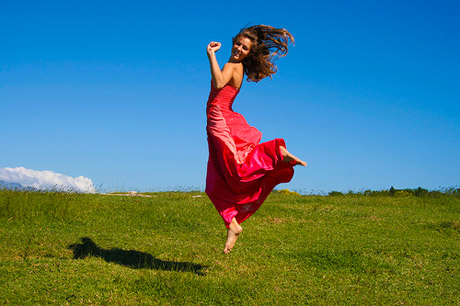 A Quick Education In Dance Skipping-with-joy