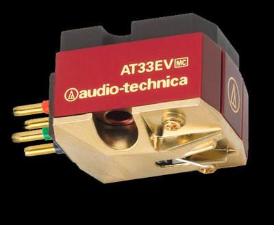Diferencias entre dos Audio Technica AT33EV