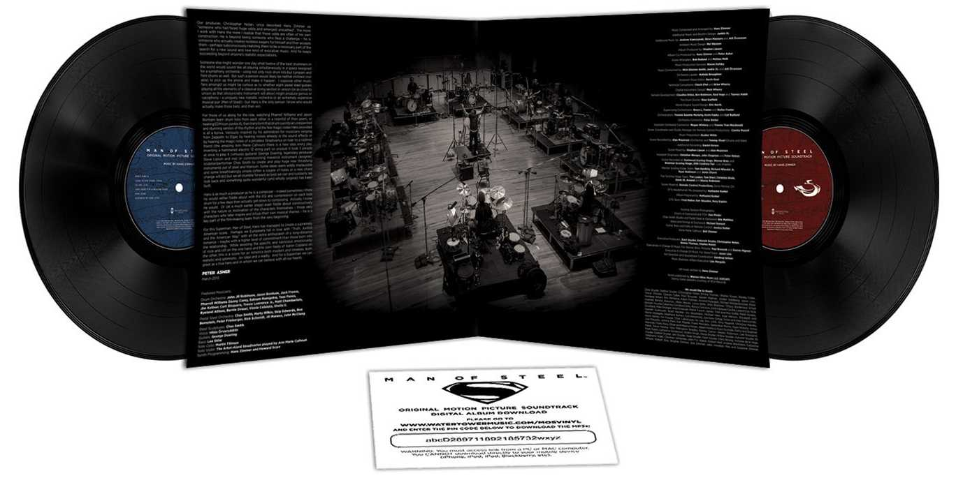 Planning Des Editions collector Blu-ray/DvD - Page 2 MAN-OF-STEEL-Vinyl-Soundtrack-by-Hans-Zimmer-Gatefold