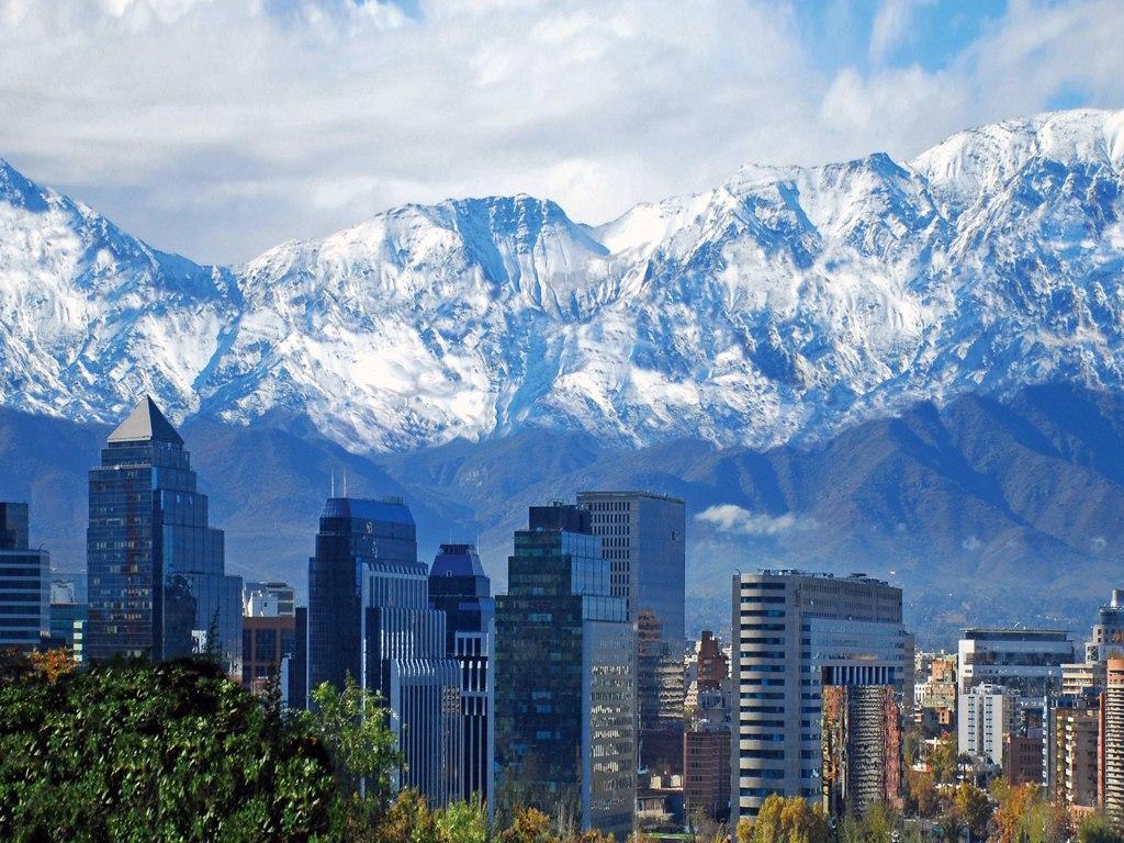 Čile - Page 2 Santiago