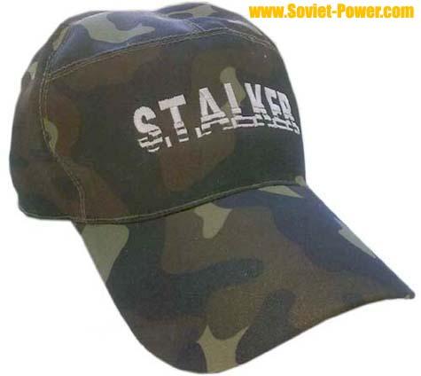Stalker et Post-apo Capstalkercamo
