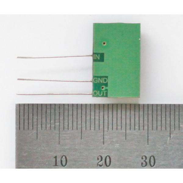 Avis sur matériel  Module-dosimeter