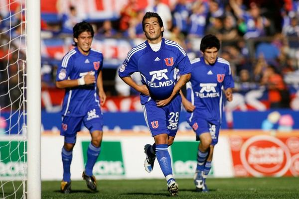 Los goleadores de la U. de Chile frente a la U. de Concepción (soyazul.cl) 30017