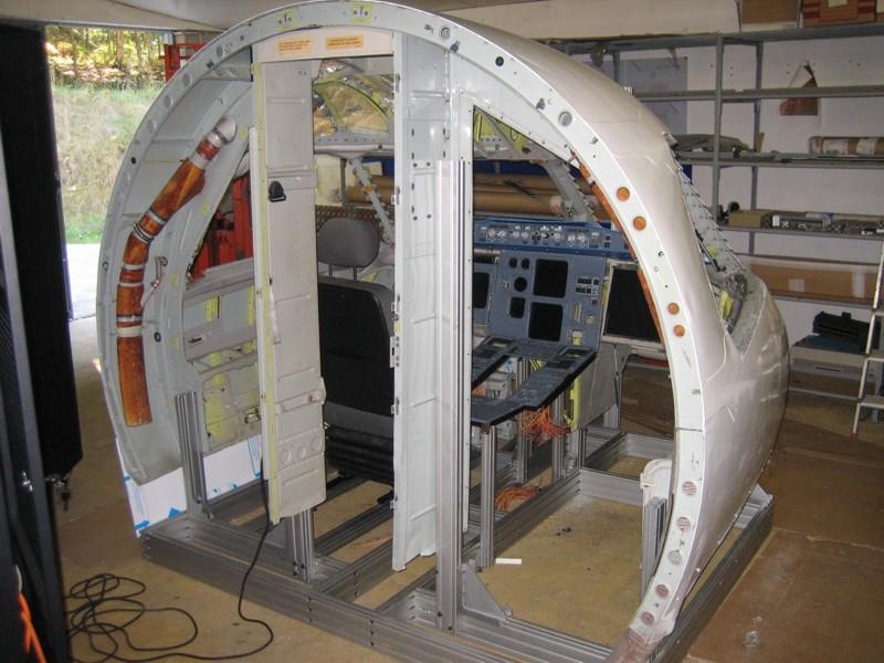 Vends Cabine simulateur A320 Cab1A320a