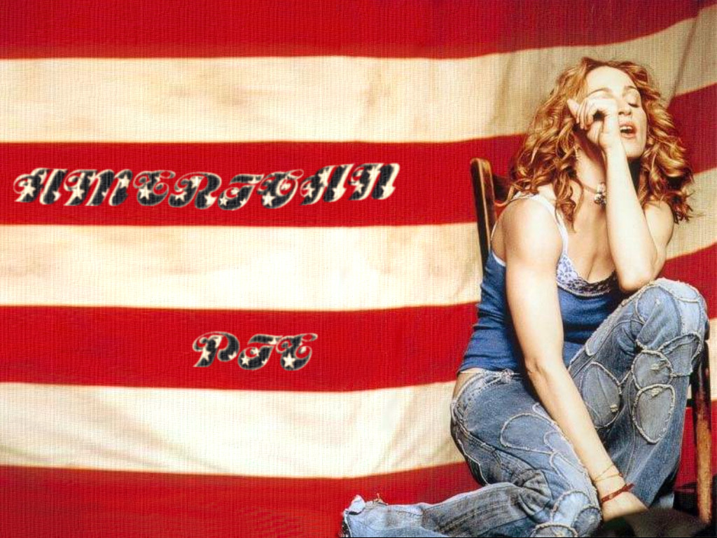Wallpaper Madonna Madonna_2