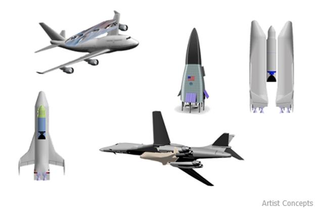 Le XS-1 de la Darpa Darpa-xs-1-space-plane-design-concepts