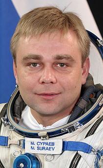 Maxime Souraïev - Cosmonaute Surayev