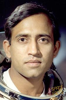 Rakesh Sharma - premier Indien dans l'espace Sharma_r