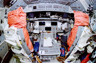Endeavour STS-47 (1992) Sts-47_deck