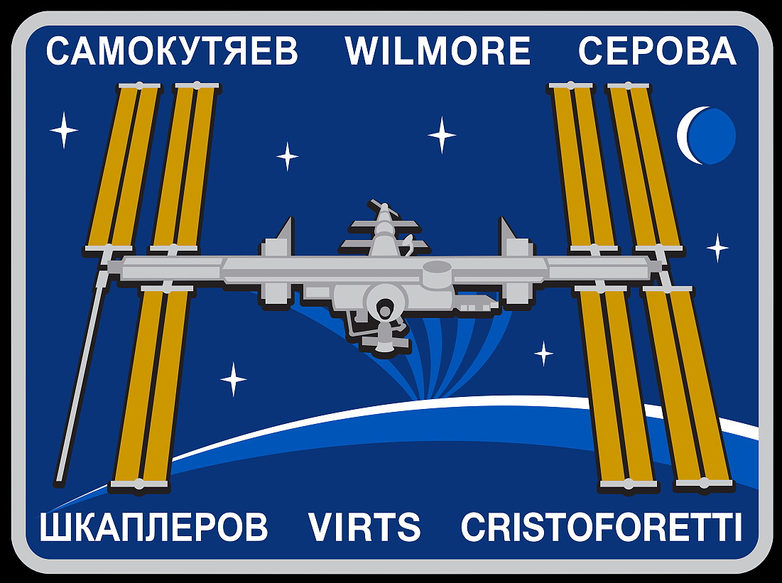 Missione Futura - Expedition 42 Iss-42