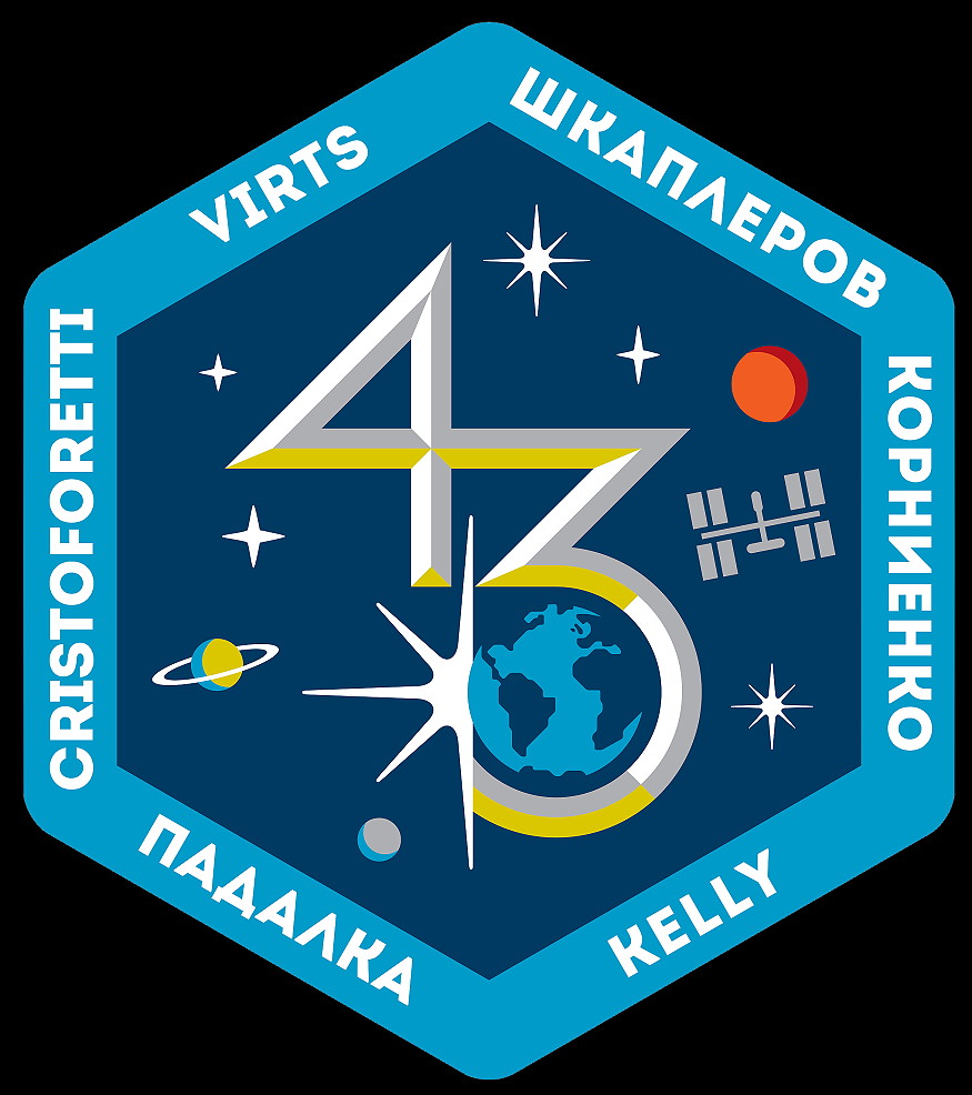 Missione Futura - Expedition 42 Iss-43